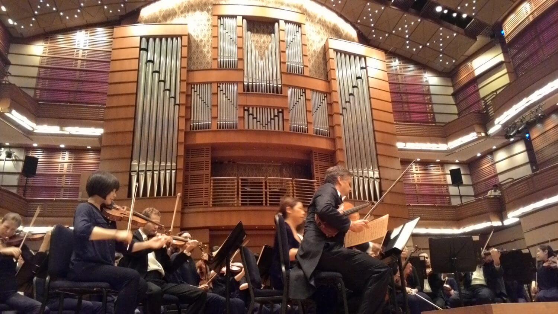 マレーシアフィルハーモニーオーケストラ、クラシックコンサートへ。