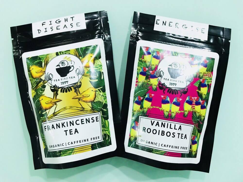 TWGに次ぐ!?、、マレーシア土産にTea Bird Tea Organic